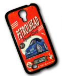 KOOLART PETROLHEAD SPEED SHOP Design For Retro Ford Sierra Saphire Cosworth Hard Case Cover Samsung Galaxy S4